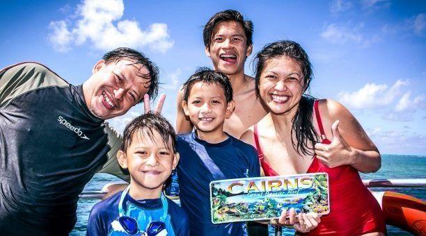 Reef Experience Family Fun